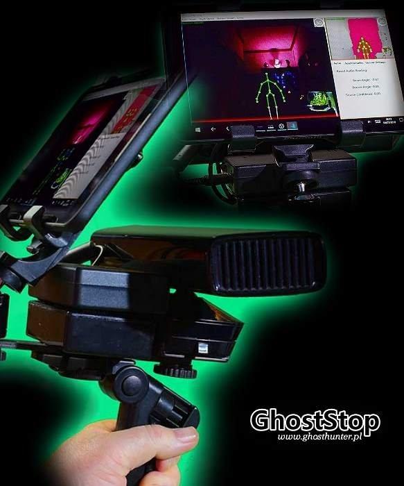Kamera śledzaca duchy SLS Kinect 360