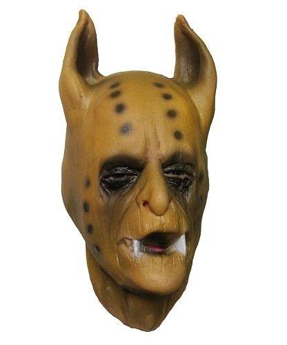 Maska lateksowa - Szakal