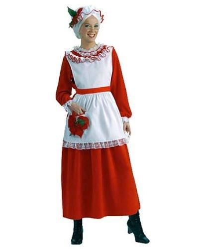 Kostium świąteczny - Pani Mikołajowa 2