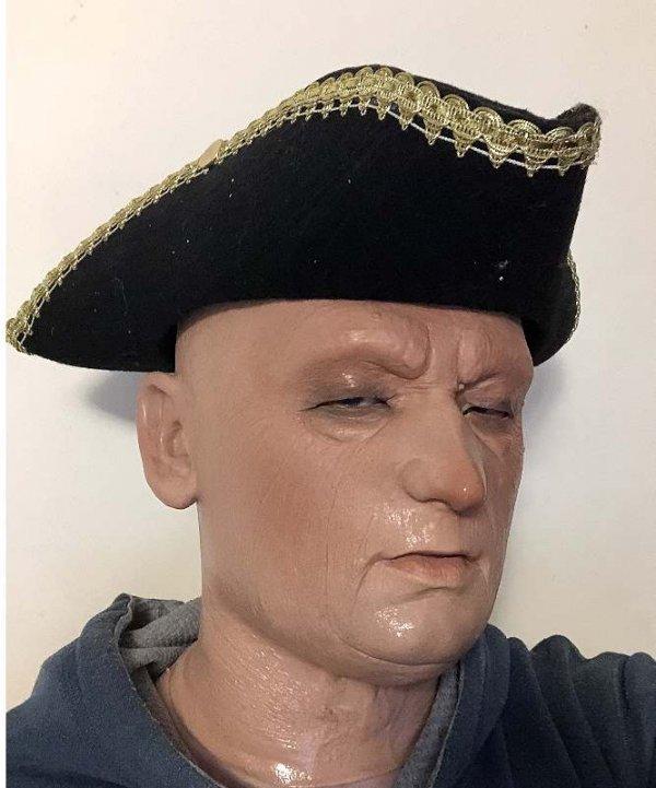Staruszek pirat