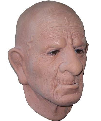 Staruszek maska