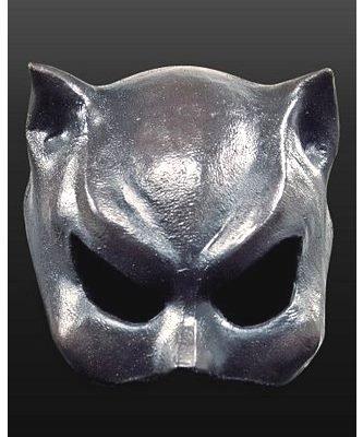 Maska lateksowa na oczy - Catwoman