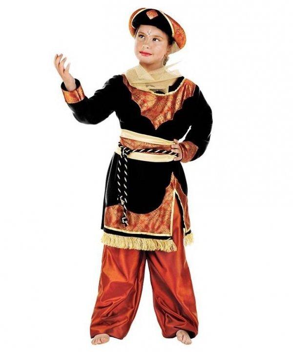 Kostium dla dziecka - Orientalna Księżniczka