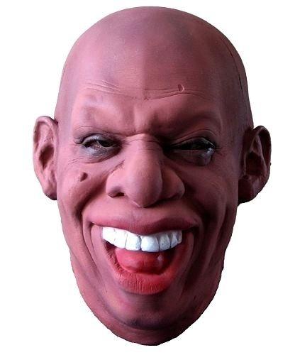 Maska lateksowa - Louis Armstrong