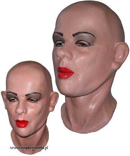 Kamila widok maski