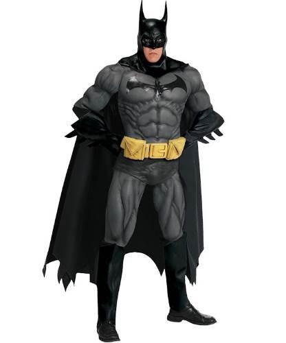 Kostium filmowy - Batman Super Hero Supreme Edition