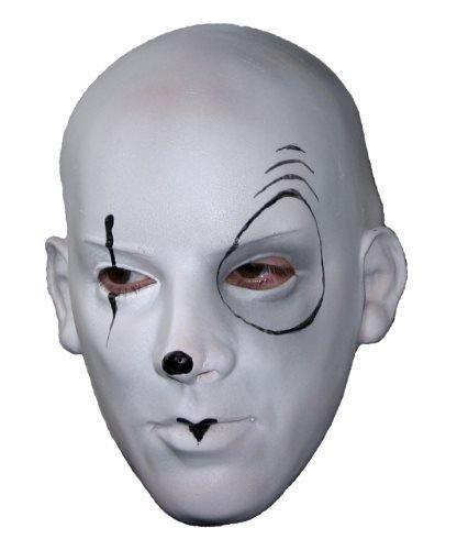 Maska lateksowa - Pierot