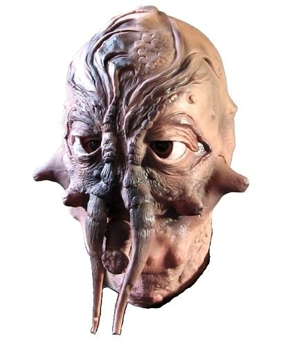 Maska lateksowa - Alien Insect