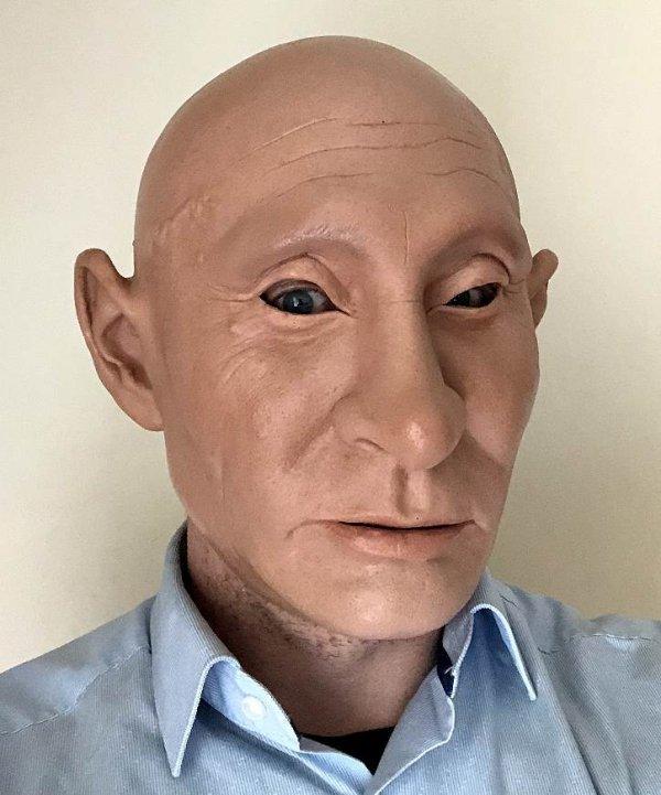 Władymir maska realistyczna