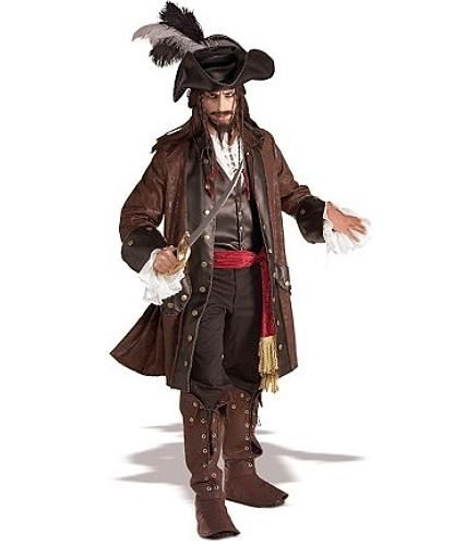 Kostium teatralny - Kapitan Piratów