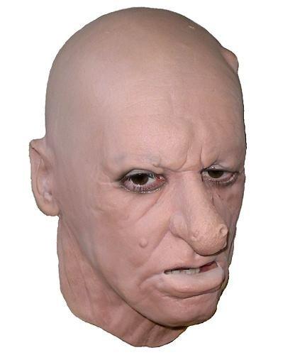 Maska lateksowa - Braun
