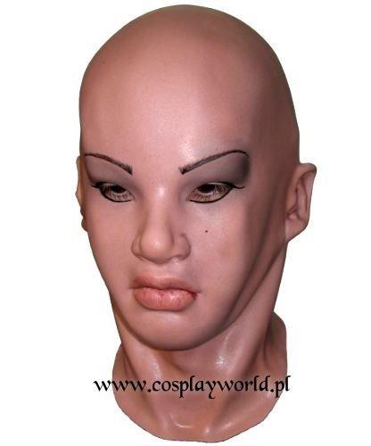 Maska lateksowa - Denisa