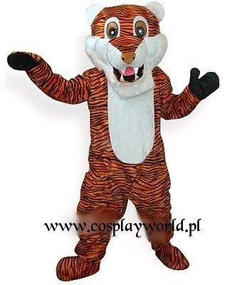 Strój reklamowy - Tygrys