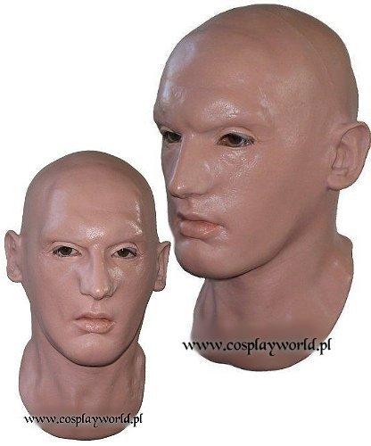 Maska lateksowa - Wiktor
