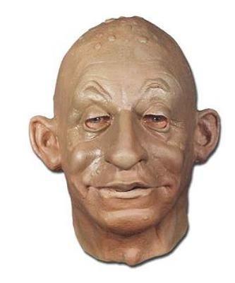 Maska lateksowa - Wodnik Szuwarek