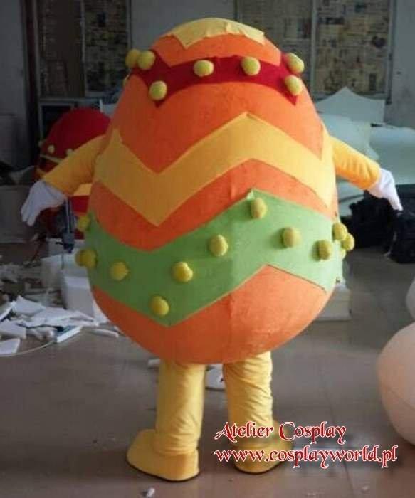 Strój chodzącej maskotki - Pisanka Wielkanocna Multi