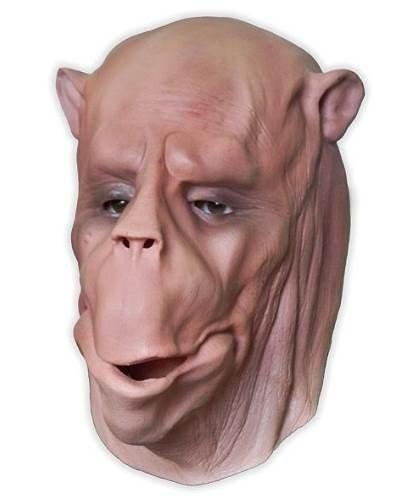 Maska lateksowa - Wielbłąd