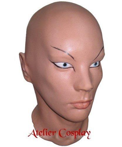 Maska lateksowa - Futurystyczna dziewczyna