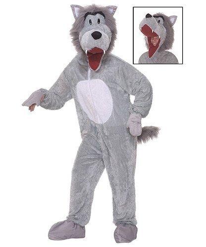 Chodząca maskotka - Wilk