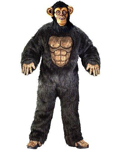 Strój reklamowy - Szympans