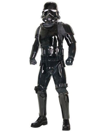 Kostium z gry - Star Wars Jedi Outcast Shadow Trooper Supreme