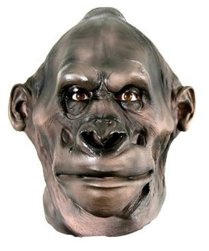Maska lateksowa - Kong
