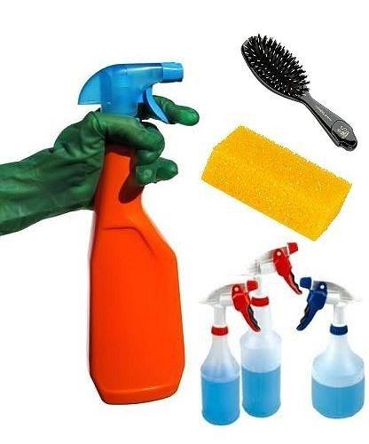 Zestaw do czyszczenia i pielegnacji stroju reklamowego / stroju chodzącej maskotki