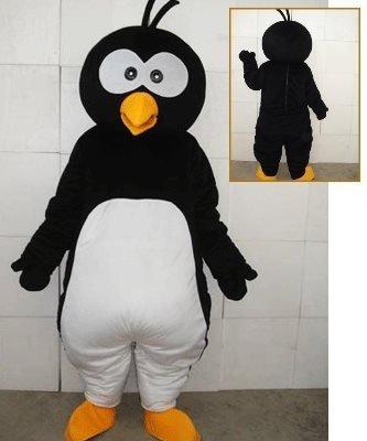 Strój reklamowy - Pingwin