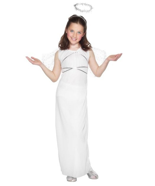 Strój teatralny dla dziecka - Aniołek (9-12 lat)