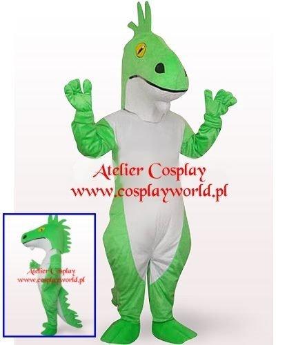 Strój reklamowy - Zielony Dinozaur