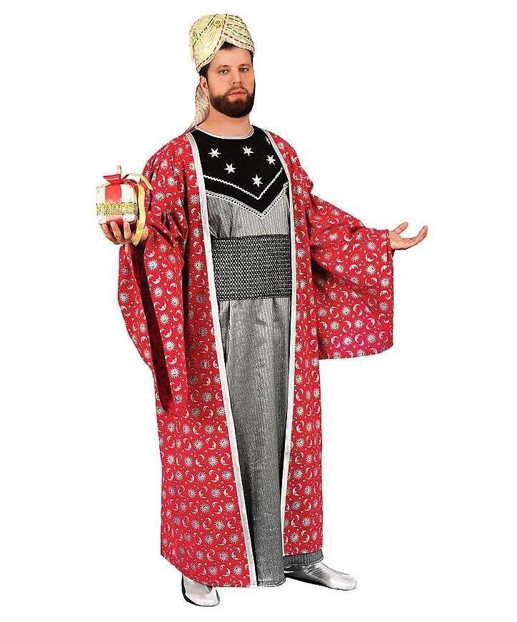 Świąteczny kostium teatralny - Gaspar