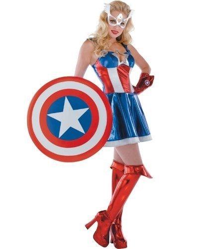 Kostium - Captain America Dream Girl
