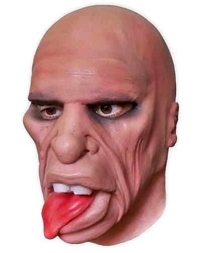 Maska lateksowa - Jęzor