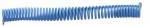ADLER Wąż spiralny pneumatyczny PU 12x8mm 10 m