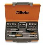 Beta 910A/C17 Zestaw nasadek 3/8 z wyposażeniem 17szt