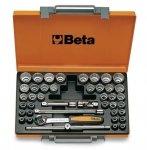 Beta 920/C37 Zestaw nasadek 1/2 z wyposażeniem 42szt