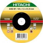 HITACHI Tarcza do cięcia metalu INOX 180x1,5x22,2mm płaska - PREMIUM
