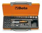 Beta 910A/C29 Zestaw nasadek 3/8 z wyposażeniem 29szt