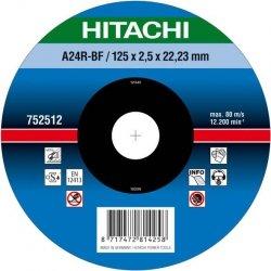 HITACHI Tarcza do cięcia metalu stali 180x3x22,2mm płaska - PREMIUM