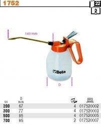 Beta 1752/200 Olejarka ciśnieniowa z tworzywa sztucznego 200g