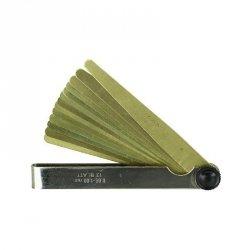 LIMIT Szczelinomierz płytkowy mosiężny 0,05-1mm