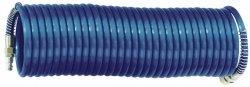 ADLER Wąż spiralny PA  pneumatyczny 10x8mm 5m