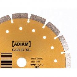 Adiam tarcza diamentowa GOLD XL Ø230x22,23mm