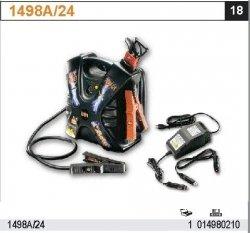 Beta 1498A/24 Urządzenie rozruchowe do samochodów 12-24 V