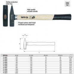 YATO Młotek ślusarski 100 g YT-4501