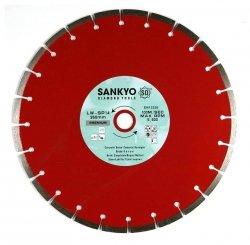 Tarcza diamentowa 115 mm do cięcia cegły betonu LW-SP4.5 segm. 115 x 2,3 x 10,0 x 22,2mm