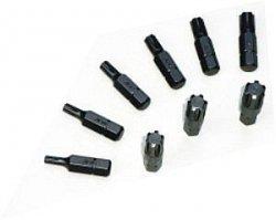 Jonnesway Końcówka RIBE M 9x40 6-kątna 10mm D10R40M09A