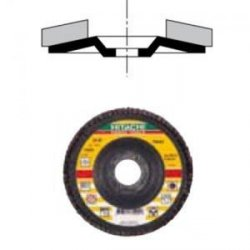 Tarcza lamelkowa listkowa LAMELKA P80 115x22 G-AZA STANDARD