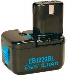 EB1220BL Akumulator bateria 12V 2.0Ah Ni-Cd