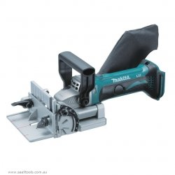 Makita BPJ180Z akumulatorowa frezarka do rowków